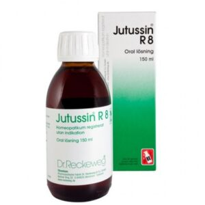 DR.RECKEWEG JUTUSSIN R8 SCIROPPO 150ML