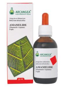 ARCANGEA - AMAMELIDE SOLUZIONE IDROALCOLICA BIO - 50 ml.
