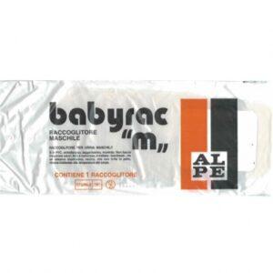 BABYRAC - RACCOGLITORE URINE PEDIATRICO MASCHILE