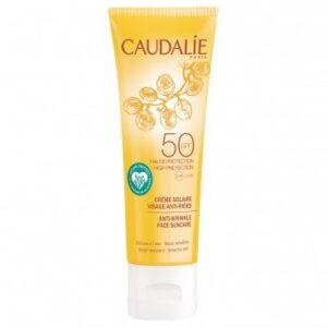 CAUDALIE CREMA SOLARE VISO SPF 50 - 50 ml.