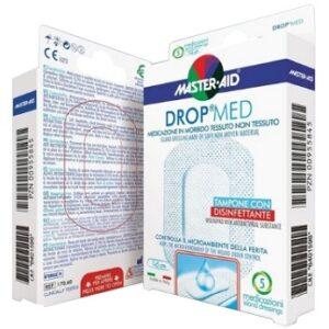 M-AID DROP MED - CEROTTI IN TNT - 5 pezzi 10X8