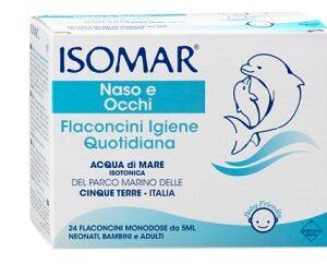 ISOMAR - SOLUZIONE ISOTONICA - 24 flaconi