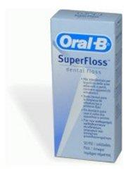 ORAL-B SUPERFLOSS - 50 fili