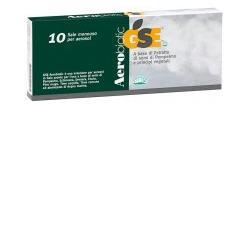 gse aerobiotic-10 flaconcini -50ml