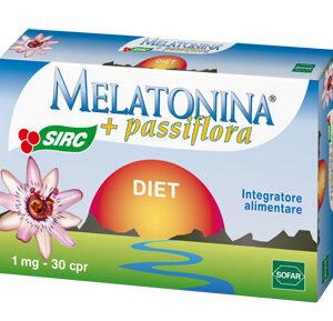 MELATONINA DIET - 30 compresse