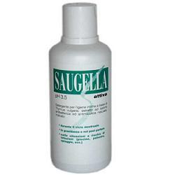 SAUGELLA ATTIVA DETERGENTE - 500 ml.