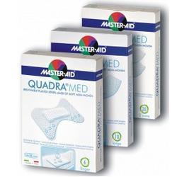 M-AID QUADRA CEROTTO MEDIO - 20 pezzi