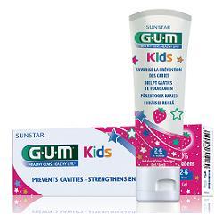 GUM KIDS - DENTIFRICIO PER BAMBINI 2-6 ANNI