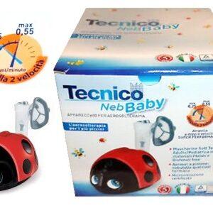 TECNICO BABY NEW AEROSOL A PISTONE