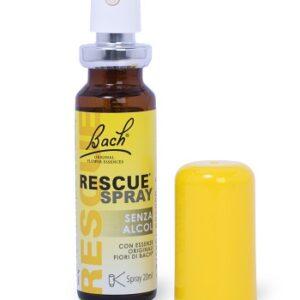 RESCUE SPRAY SENZA ALCOL - 20 ml.