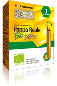 ARKOROYAL - PAPPA REALE BIO 1500 mg.