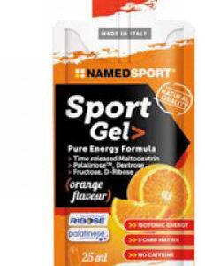 named sport gel energy orange -25 ml