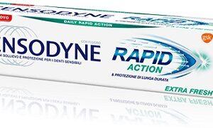 SENSODYNE RAPID ACTION EXTRA FRESH - DENTIFRICIO