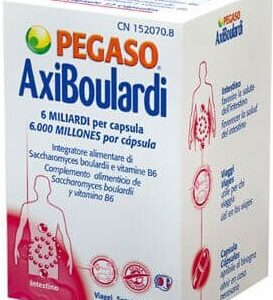 PEGASO - AXIBOULARDI - INTEGRATORE ALIMENTARE FERMENTI LATTICI