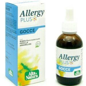 ALLERGY PLUS GOCCE - 50 ml.