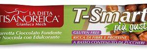 TISANOREICA STYLE - BARRETTA NOCCIOLA/CIOCCOLATO FONDENTE - 35 g.