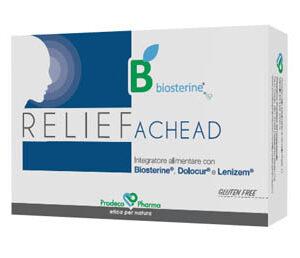 BIOSTERINE RELIEF ACHEAD - 6 compresse