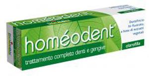 Homeodent dentifricio clorofilla - 75 ml