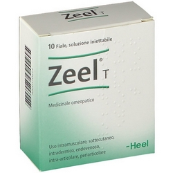 HEEL - ZEEL T - MEDICINALE OMEOPATICO - 10 fiale