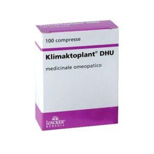 KLIMAKTOPLANT DHU - 100 compresse