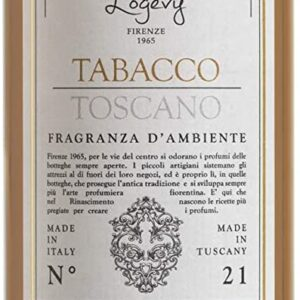 LOGEVY - RICARICA TABACCO - 500 ml.