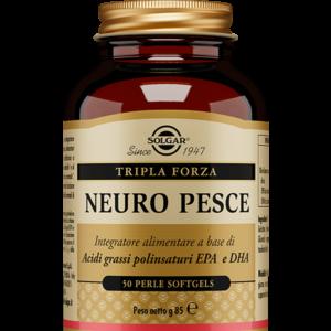 SOLGAR - NEURO PESCE - 50 perle