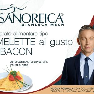 Tisanoreica Mech Gianluca Omelette Dieta Perdita Peso ipocalorica Parafarmacie.shop on line