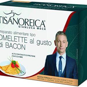 Tisanoreica Mech Gianluca Omelette Dieta Perdita Peso ipocalorica Parafarmacie.shop