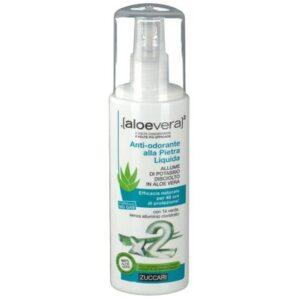 aloevera-anti-odorante-alla-pietra-liquida-spray-in vendita su Parafarmacie.shop dura sudore 48 ore copre odori