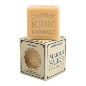 sapone di Marsiglia Marius Fabre bianco su Parafarmacie.shop