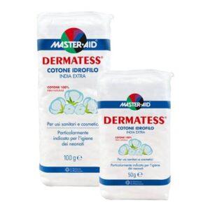masteraid dermatess cotone idrofilo-100g