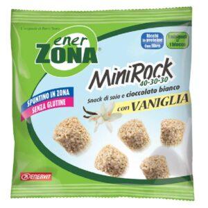 sacchetto Snack enerzona mini rock vaniglia