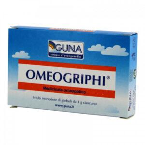 guna omeogriphi globuli 6-tubi-1g