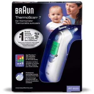 termometro auricolare Braun infanzia temperatura Parafarmacie.shop