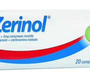 ZERINOL - 20 compresse rivestite