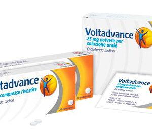 VOLTADVANCE - 20 compresse rivestite