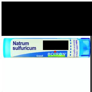 Natrum Sulfuricum omeopatico medicinale omeopatia specializzata Parafarmacie.shop