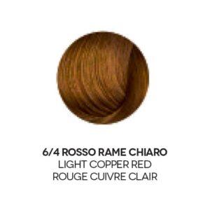 ROSSO RAME CHIARO – Tinta per capelli Organics Color