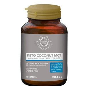 keto coconut mct 90 soft gel