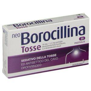 neoborocillina-tosse-pastiglie-mal di gols du Parafarmacie.shop