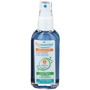puressentiel purificante lozione spray mani spray-80ml
