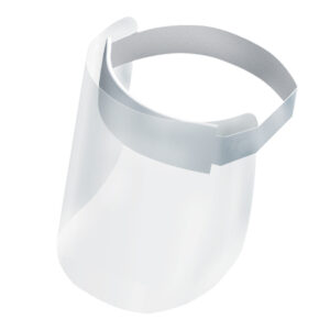 visiera protettiva contro contagio virus batteri individuale protezione viso covid Parafarmacie.shop