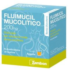 FLUIMUCIL MUCOLITICO - 30 bustine