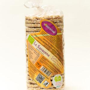 Langalletta alba gallette grano saraceno