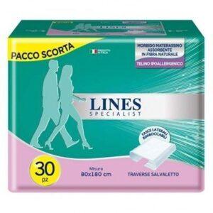 lines-special-classic-traversa assorbente 80x180 materasssi poltrone su Parafarmacie.shop