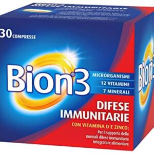 BION 3 - 30 compresse