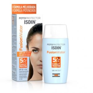 FOTOPROTECTOR ISDIN FUSION WATER SPF 50 - 50 ml.