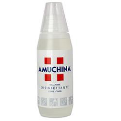 AMUCHINA 100% DISINFETTANTE - 500 ml.