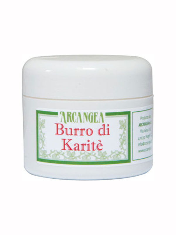ARCANGEA - BURRO DI KARITÉ BIOLOGICO - 100 ml.