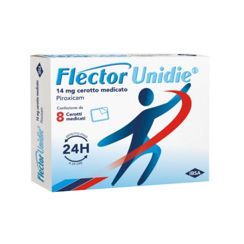 FLECTOR UNIDIE - 8 cerotti medicati